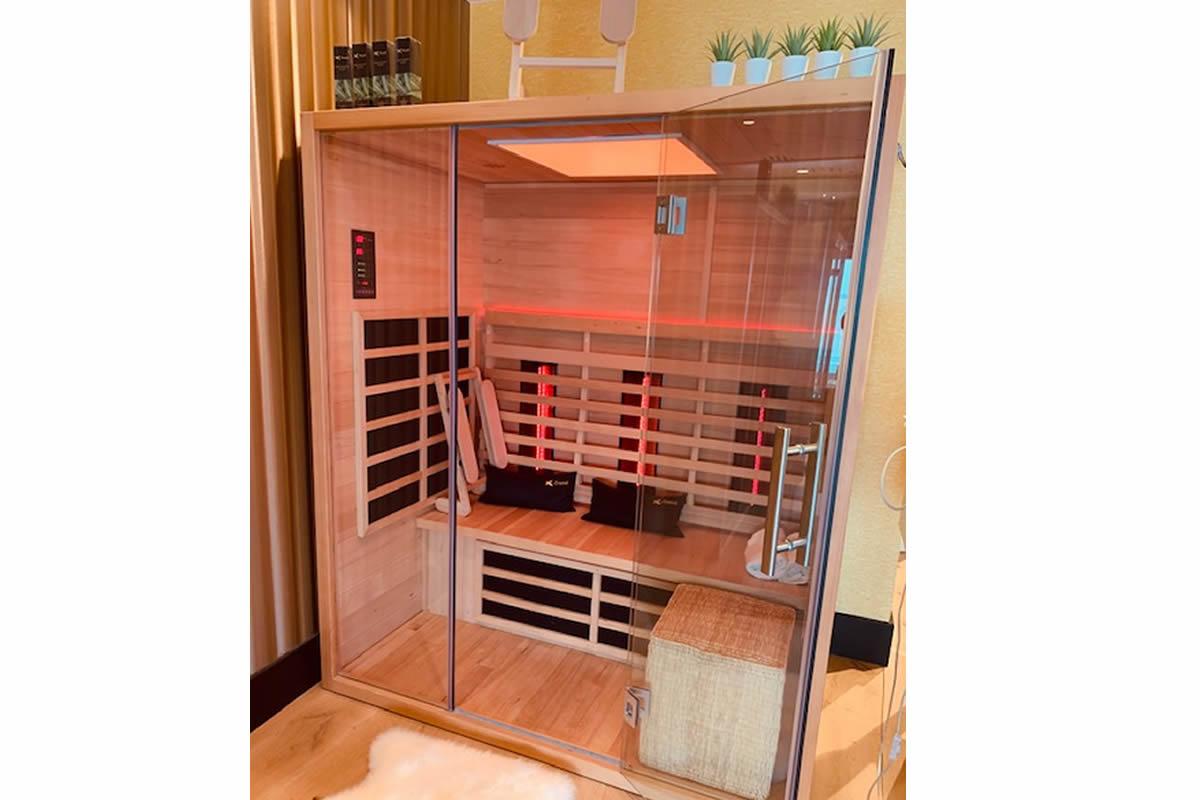 Infrarood Sauna Veilig