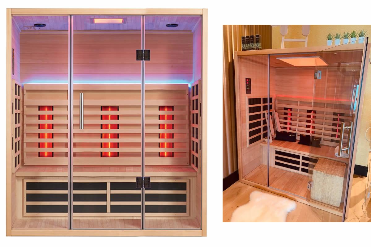 Infrarood sauna FAQ