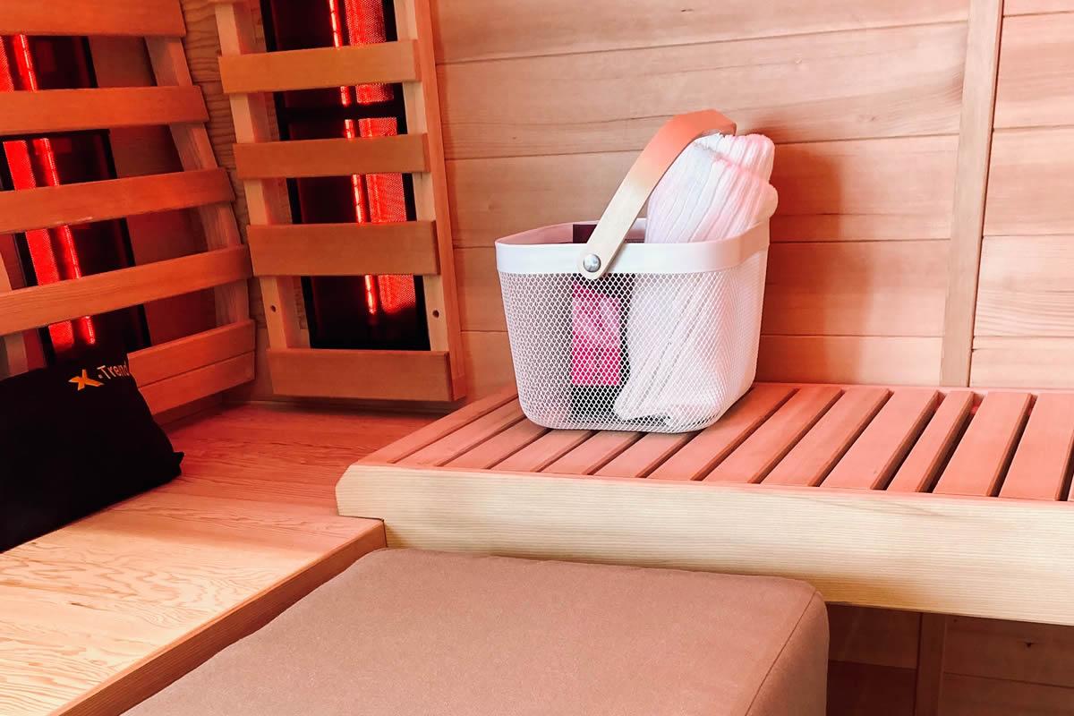 kopen van een infrarood sauna
