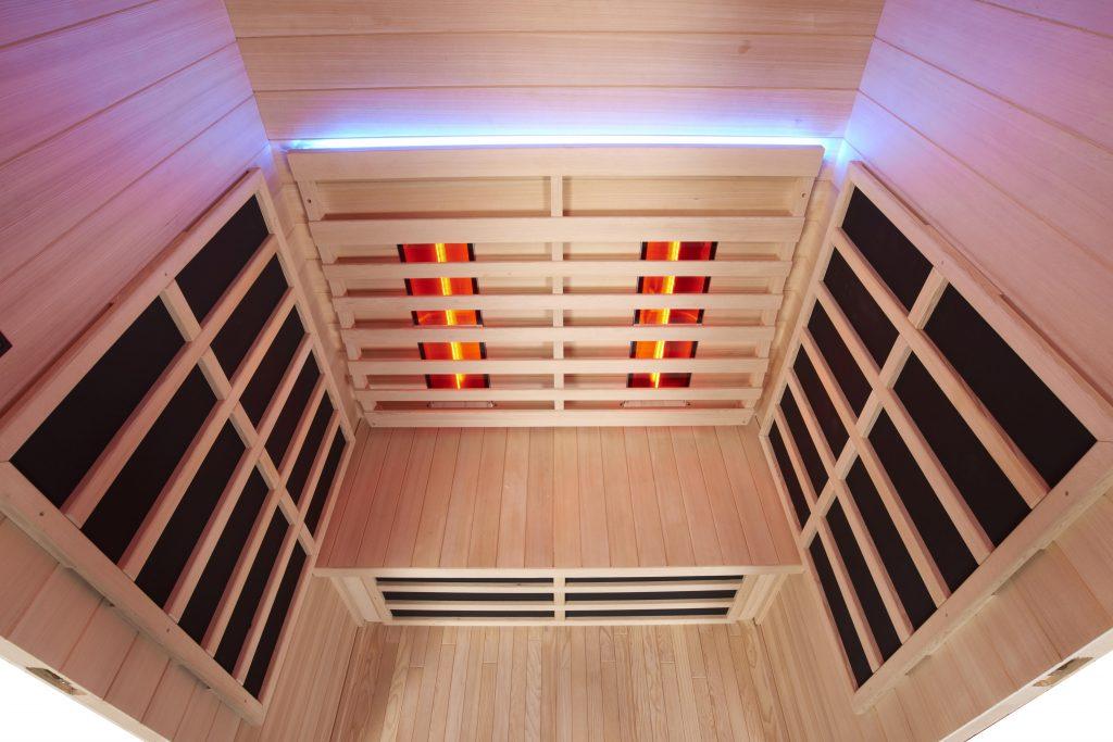 Infrarood technologie en infrarood sauna