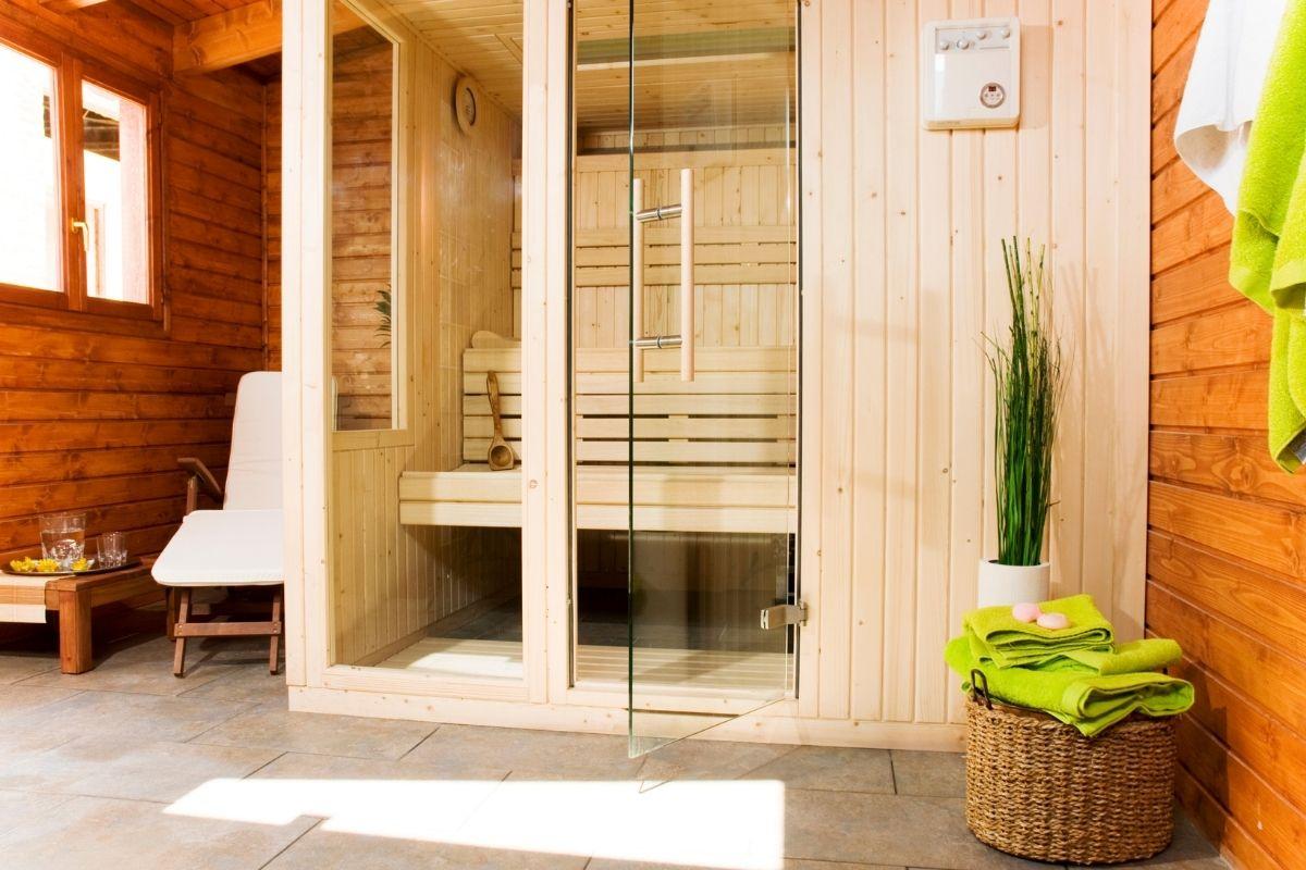 Kan een infrarood sauna stress verminderen