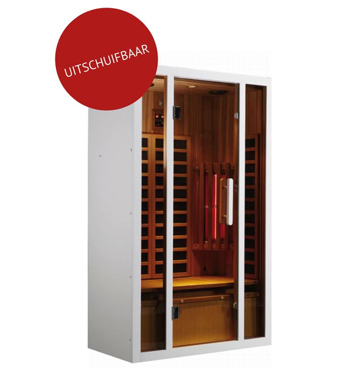 gezondheidsvoordelen infrarood sauna
