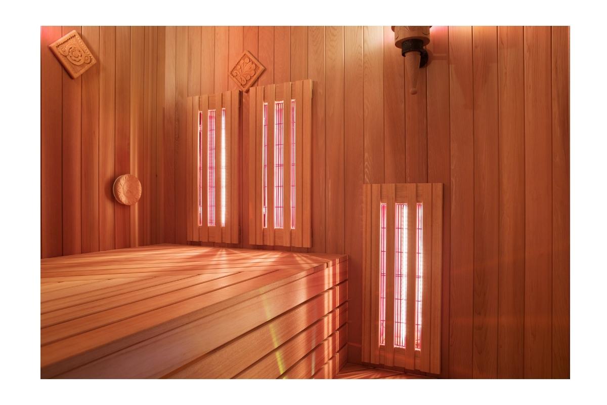 hoe een infrarood sauna gebruiken