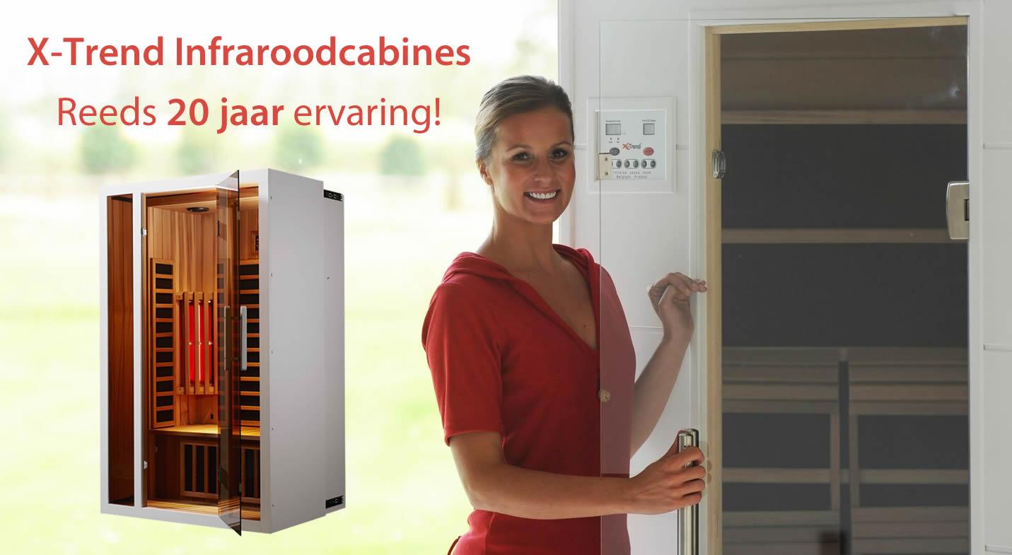 infrarood cabine kopen