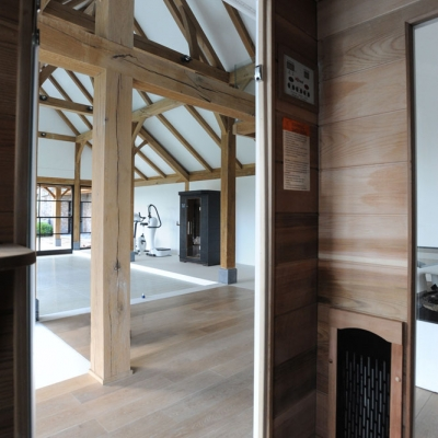 Infrarood cabines