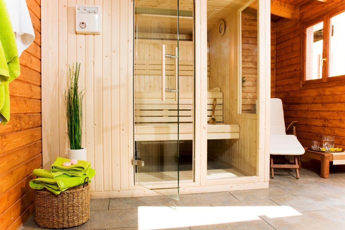 infrarood sauna voor thuis