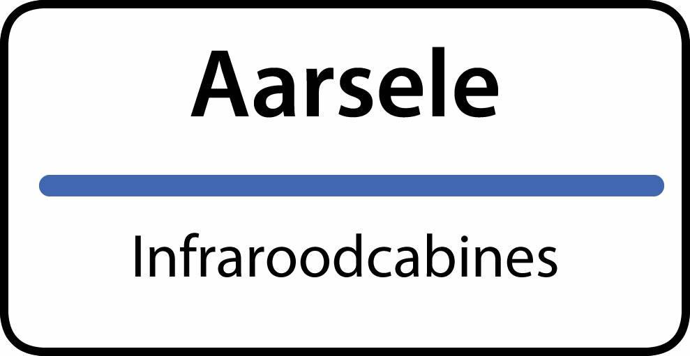 infraroodcabines Aarsele