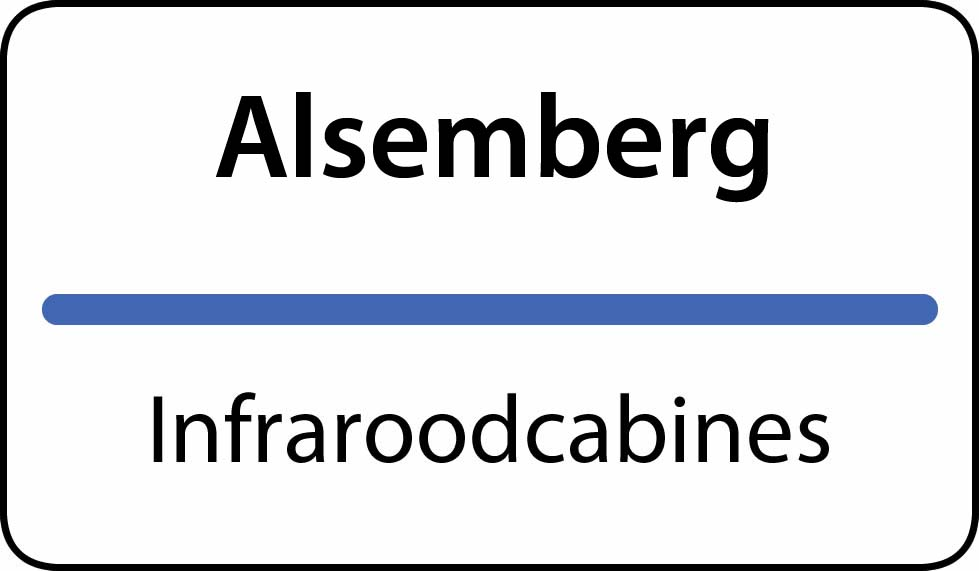 infraroodcabines Alsemberg