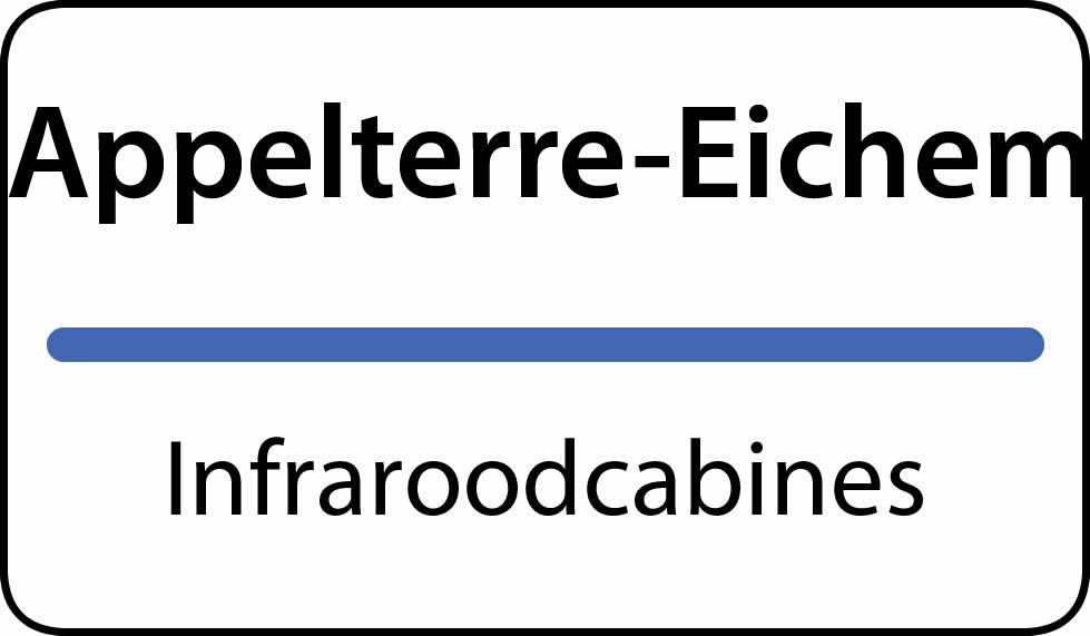 infraroodcabines Appelterre-Eichem