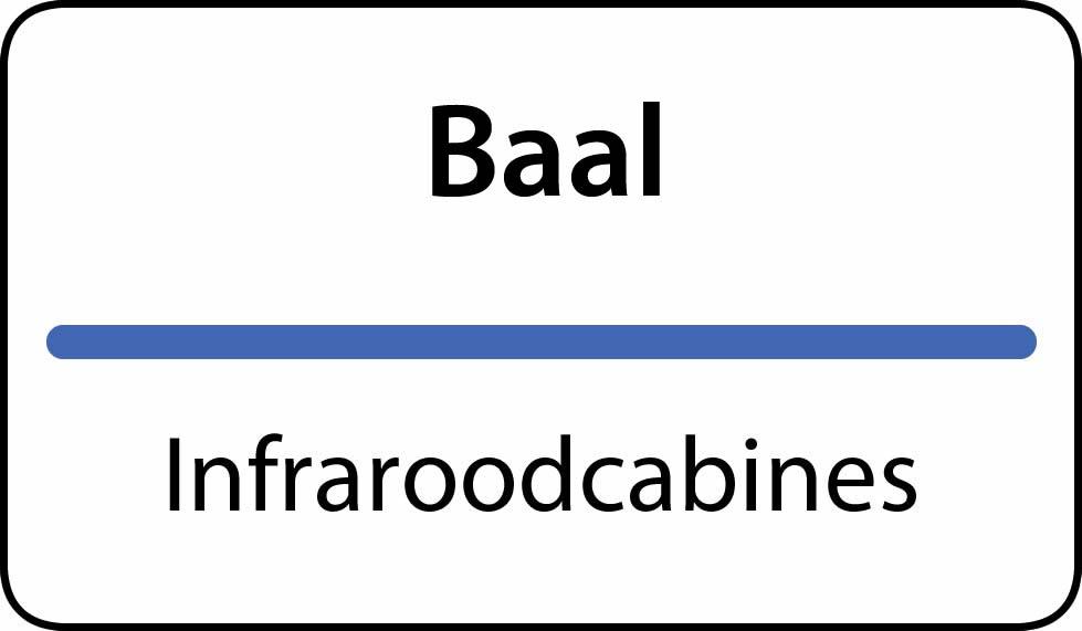infraroodcabines Baal