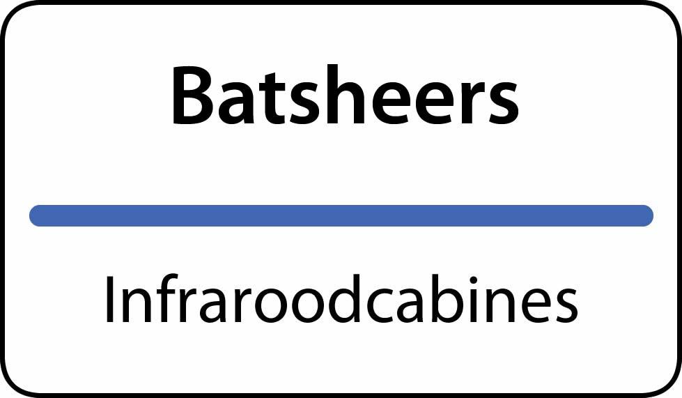 infraroodcabines Batsheers