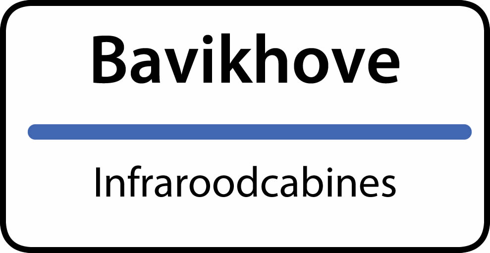 infraroodcabines Bavikhove