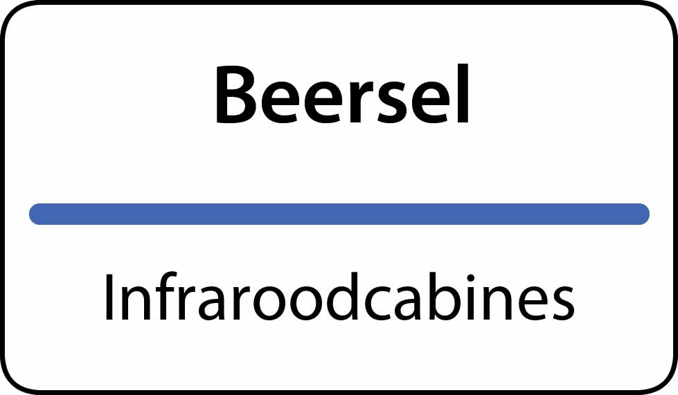 infraroodcabines Beersel