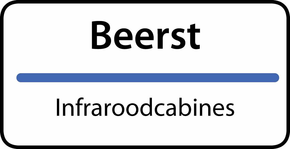infraroodcabines Beerst