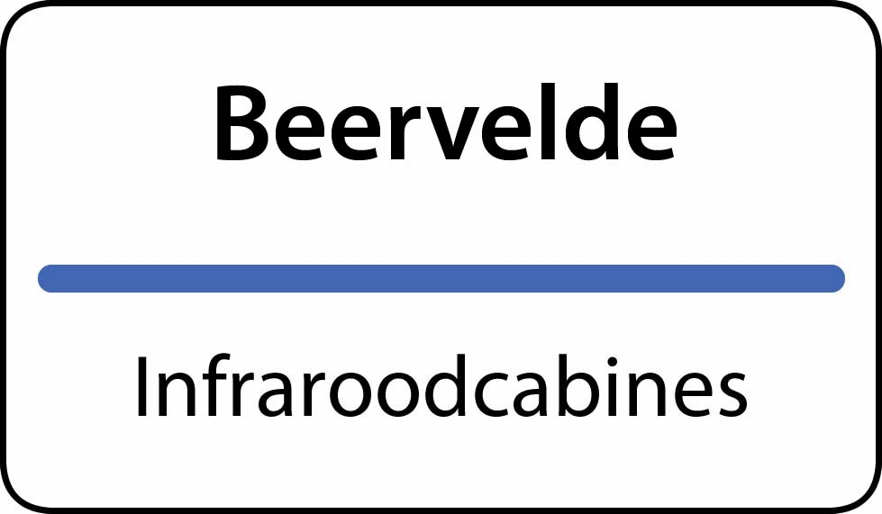infraroodcabines Beervelde