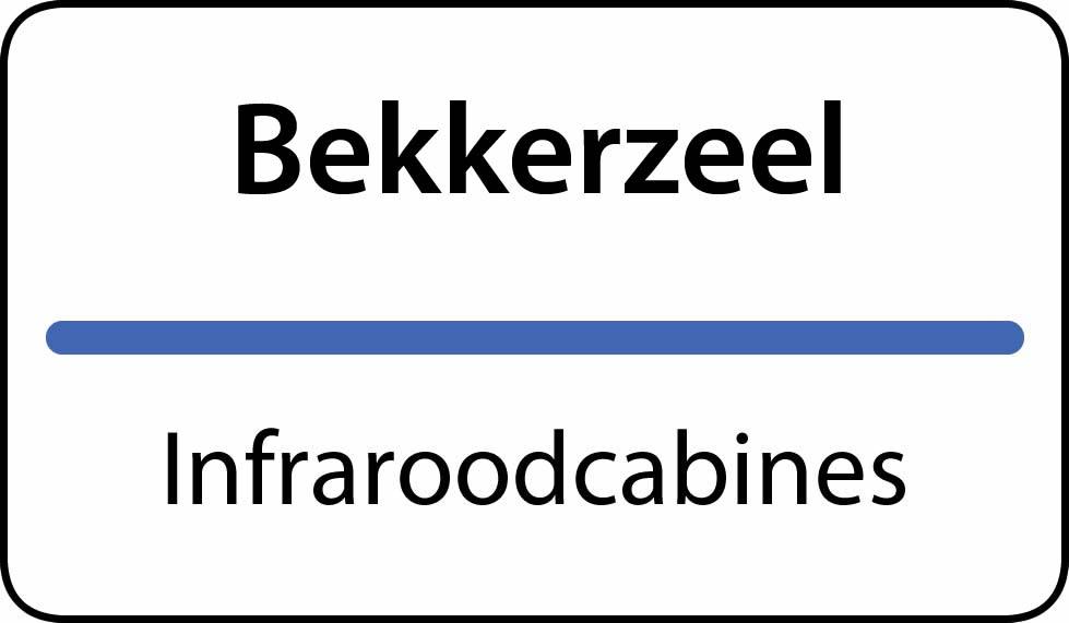 infraroodcabines Bekkerzeel