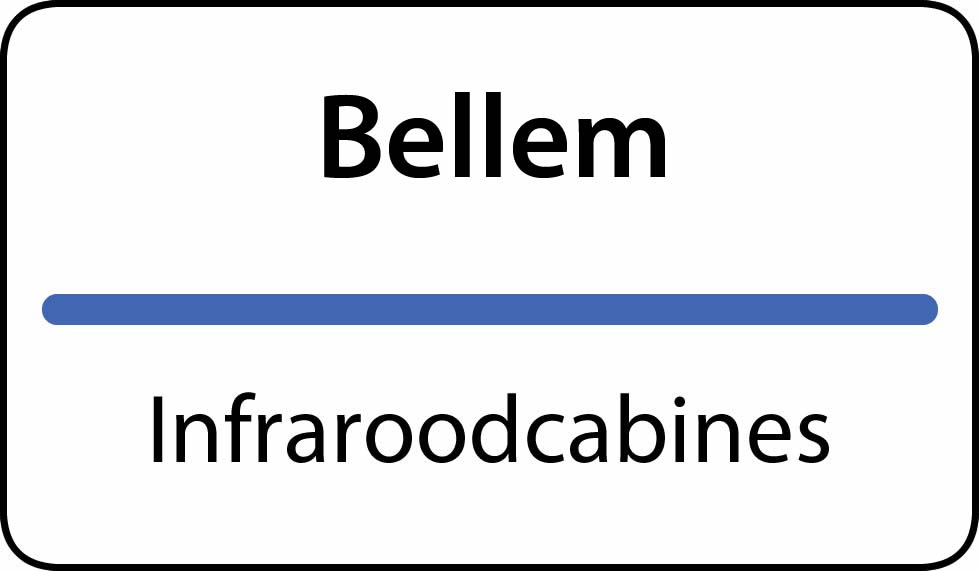 infraroodcabines Bellem