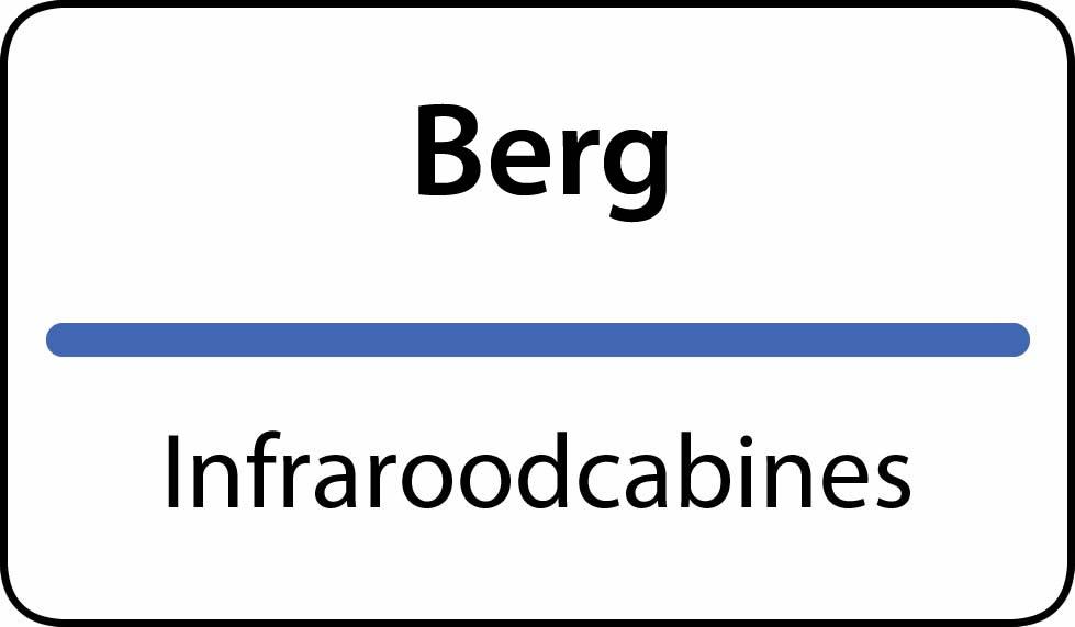 infraroodcabines Berg