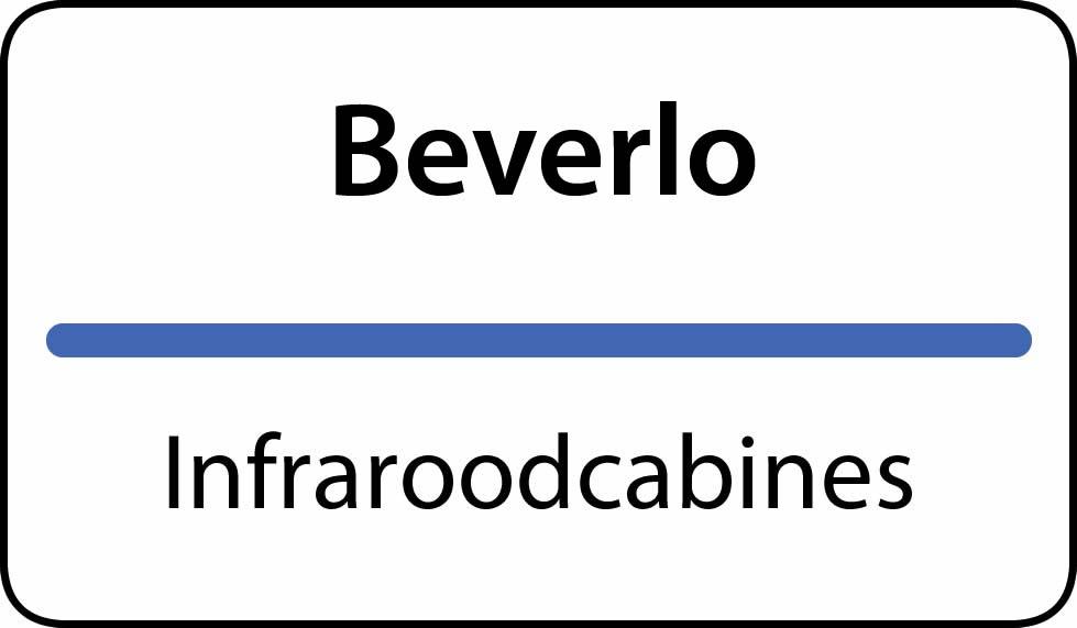 infraroodcabines Beverlo
