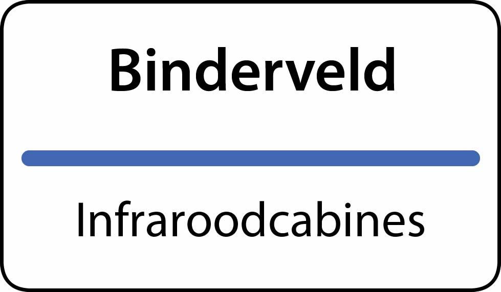 infraroodcabines Binderveld