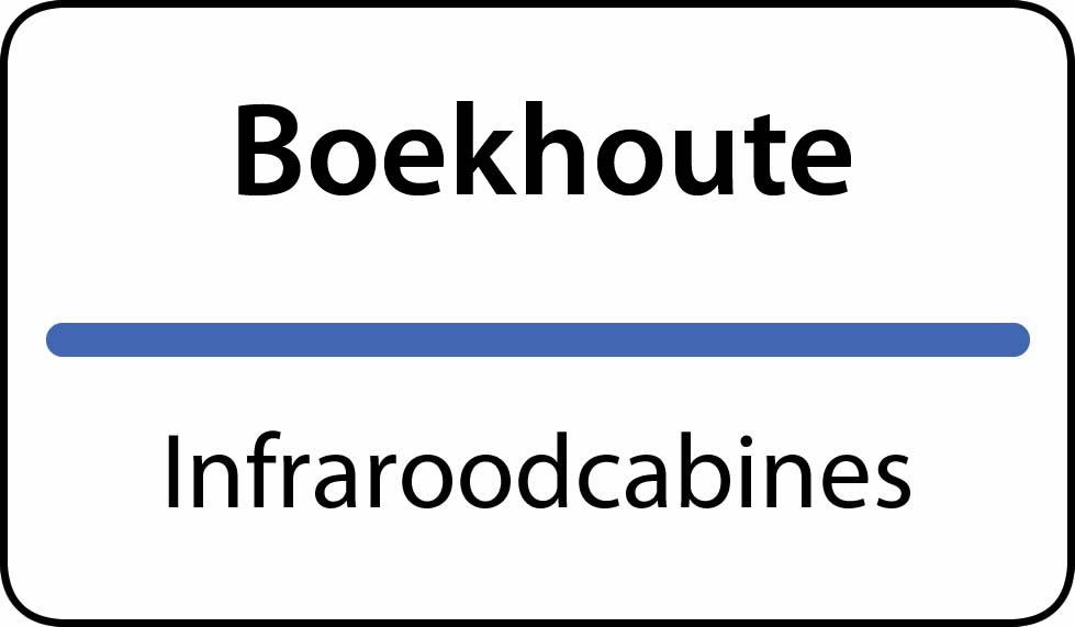 infraroodcabines Boekhoute