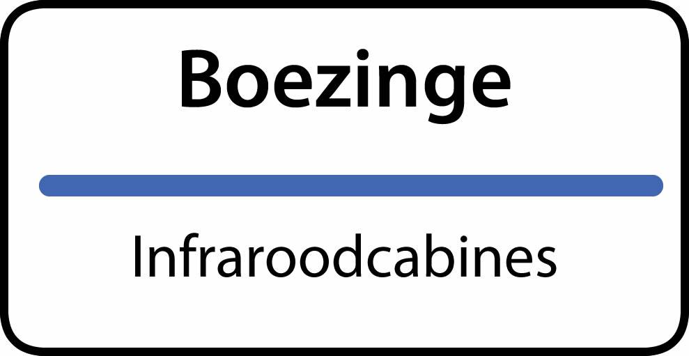infraroodcabines Boezinge
