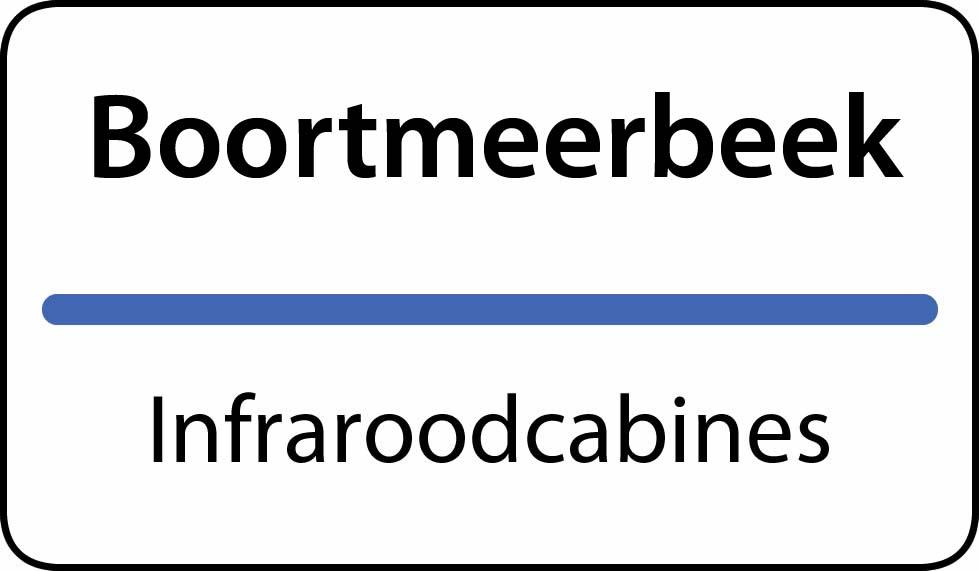 infraroodcabines Boortmeerbeek