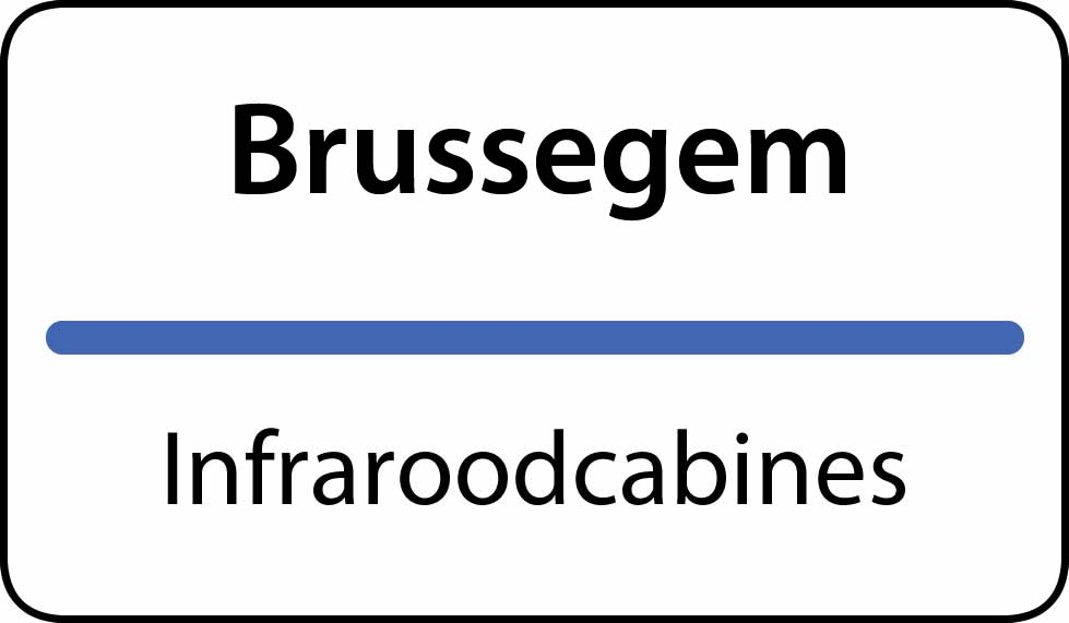 infraroodcabines Brussegem
