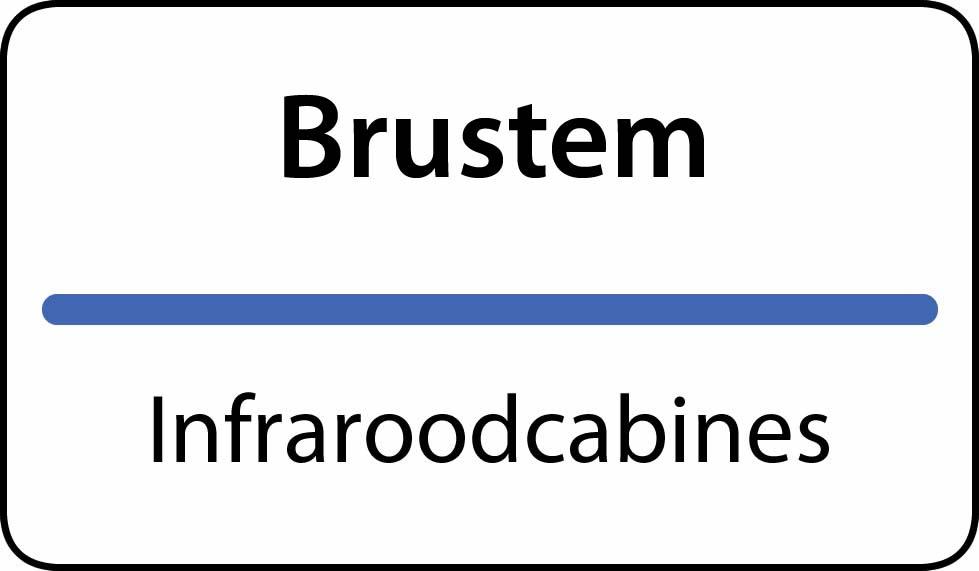 infraroodcabines Brustem