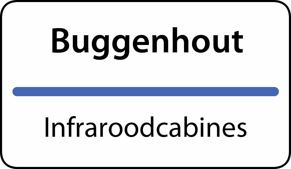 infraroodcabines Buggenhout