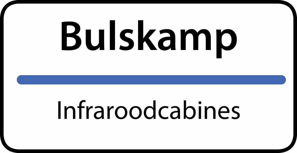 infraroodcabines Bulskamp