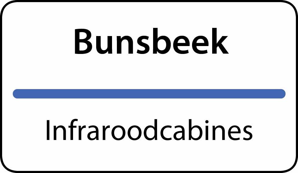 infraroodcabines Bunsbeek