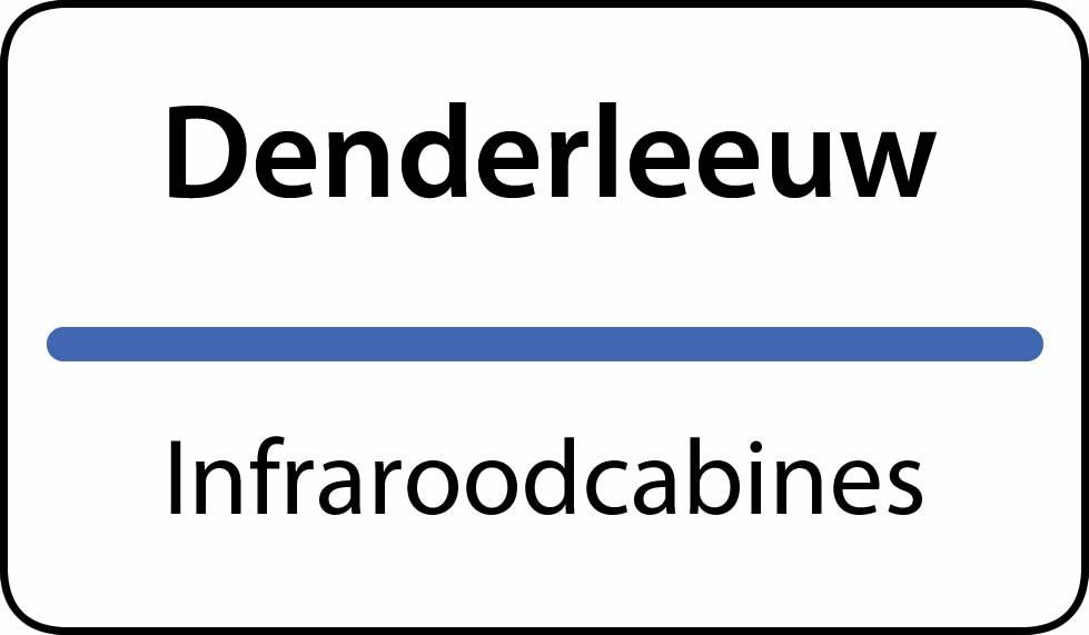 infraroodcabines Denderleeuw