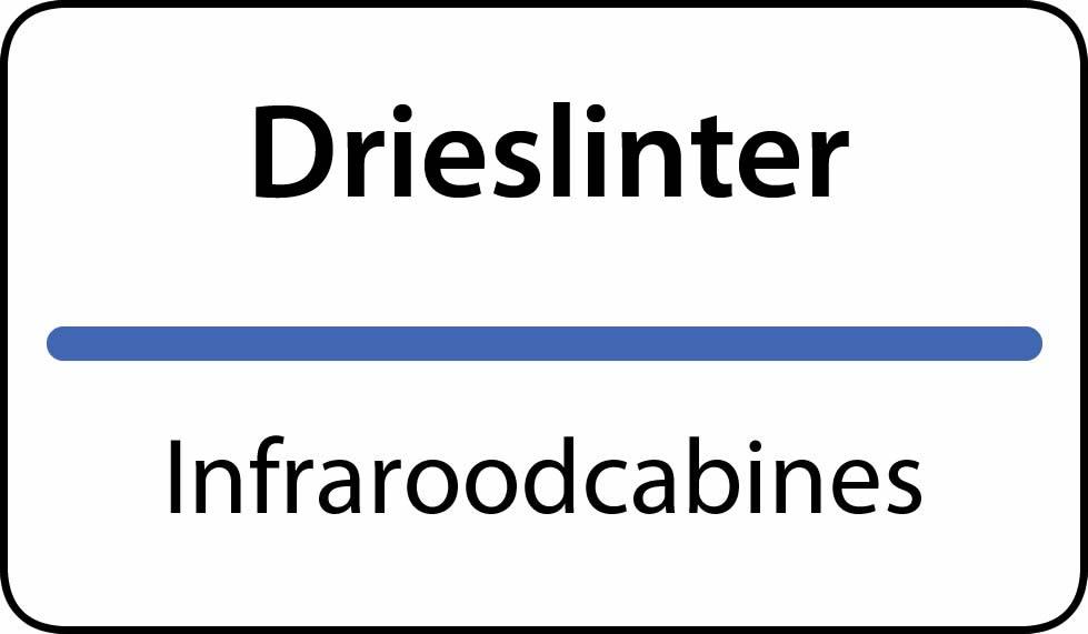 infraroodcabines Drieslinter