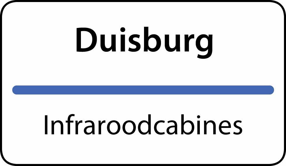 infraroodcabines Duisburg