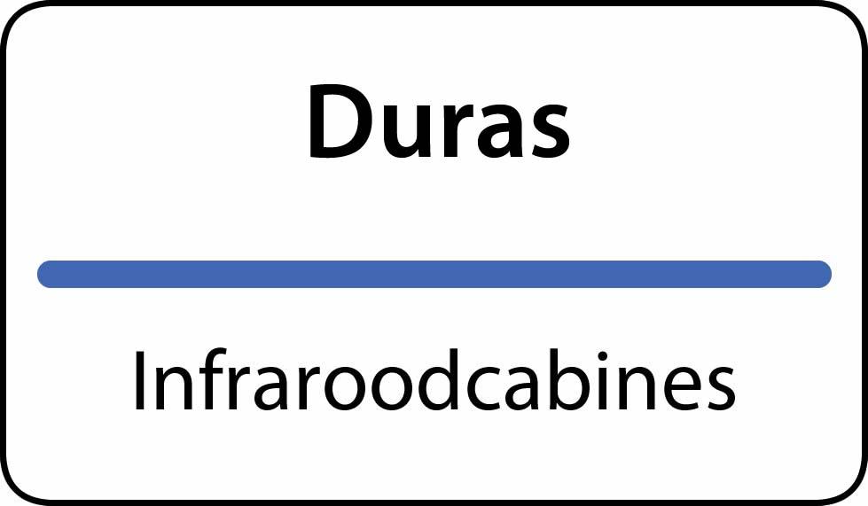 infraroodcabines Duras