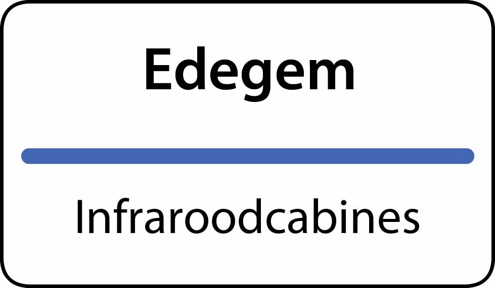 infraroodcabines Edegem