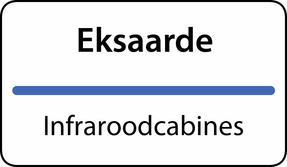 infraroodcabines Eksaarde