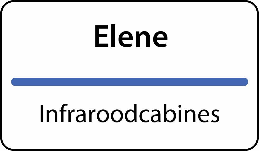infraroodcabines Elene