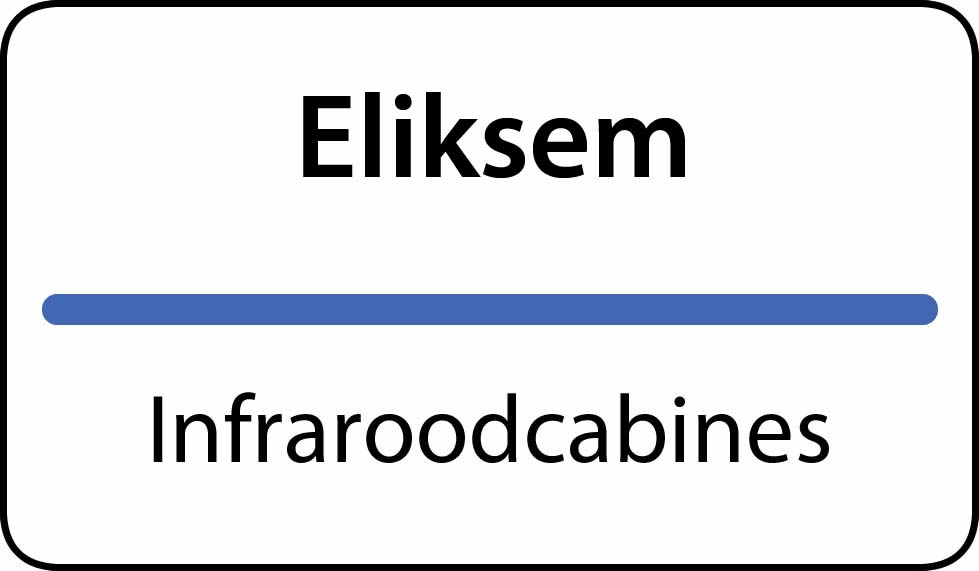 infraroodcabines Eliksem