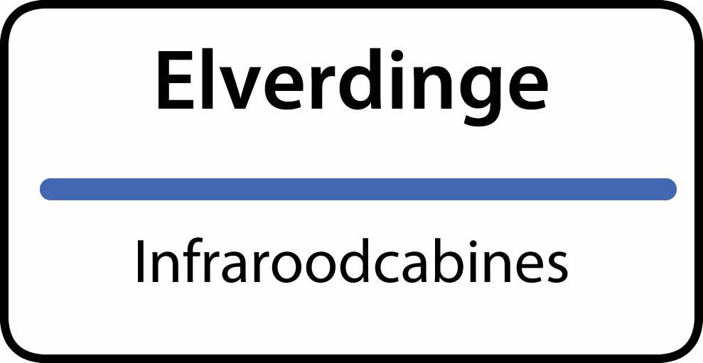 infraroodcabines Elverdinge