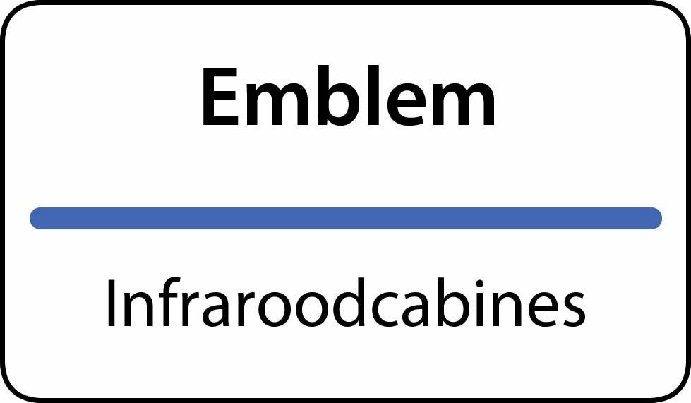 infraroodcabines Emblem