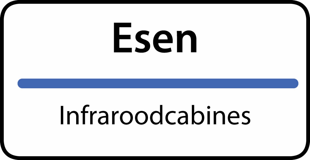 infraroodcabines Esen