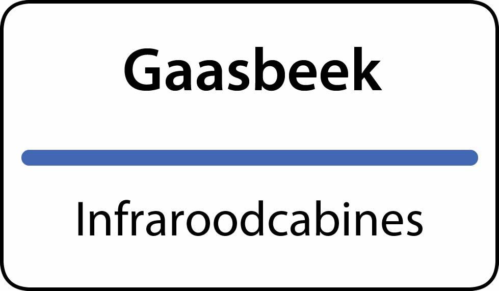 infraroodcabines Gaasbeek