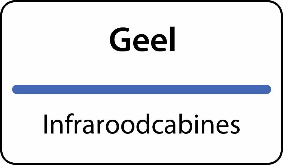 infraroodcabines Geel