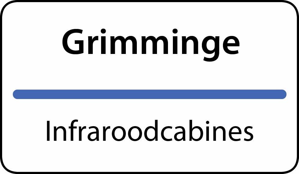 infraroodcabines Grimminge