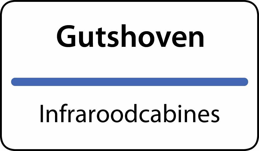 infraroodcabines Gutshoven
