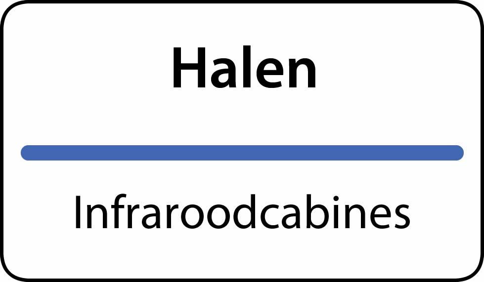 infraroodcabines Halen