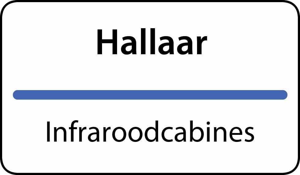 infraroodcabines Hallaar