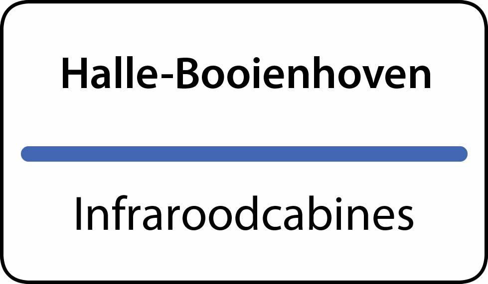 infraroodcabines Halle-Booienhoven